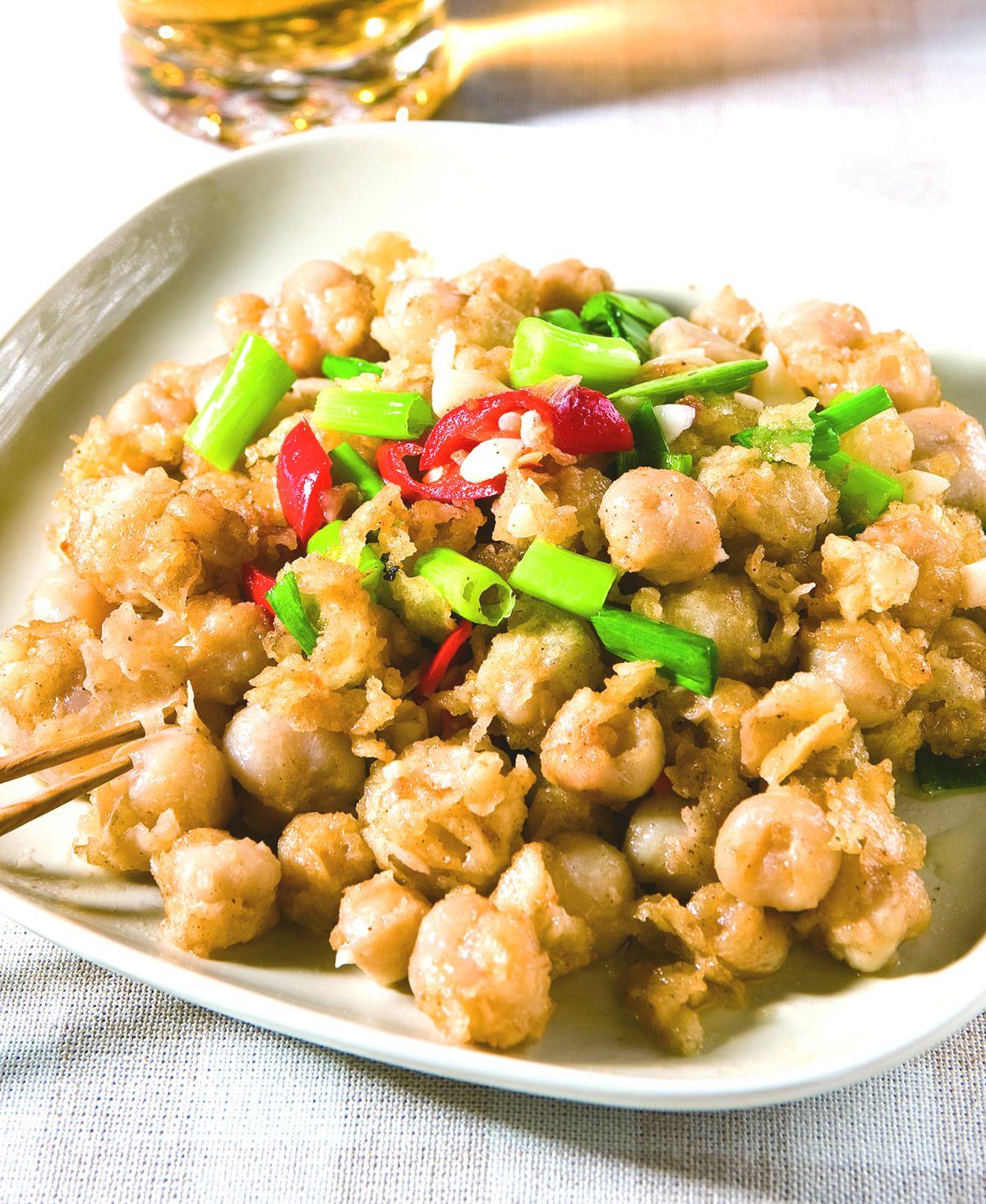 食譜:蒜香龍珠