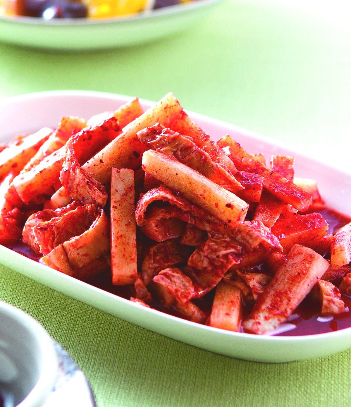 食譜:紅糟筊白筍