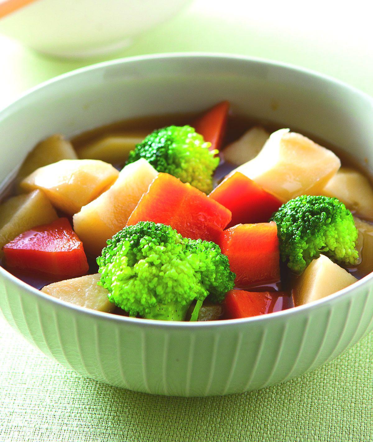食譜:馬鈴薯燉紅蘿蔔