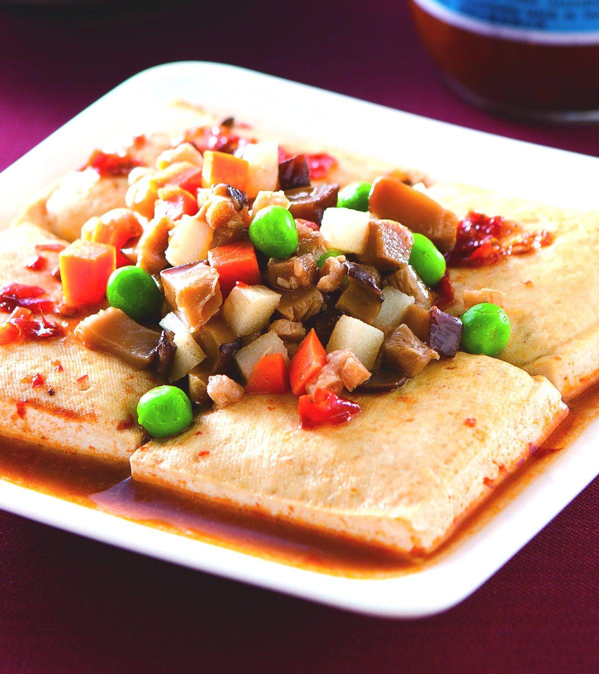 食譜:清蒸臭豆腐(7)