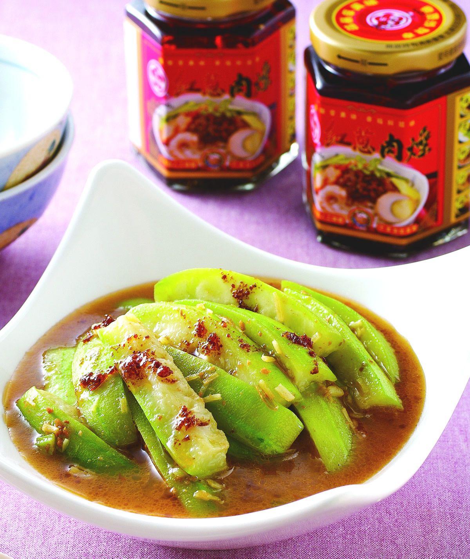 食譜:蔥油絲瓜