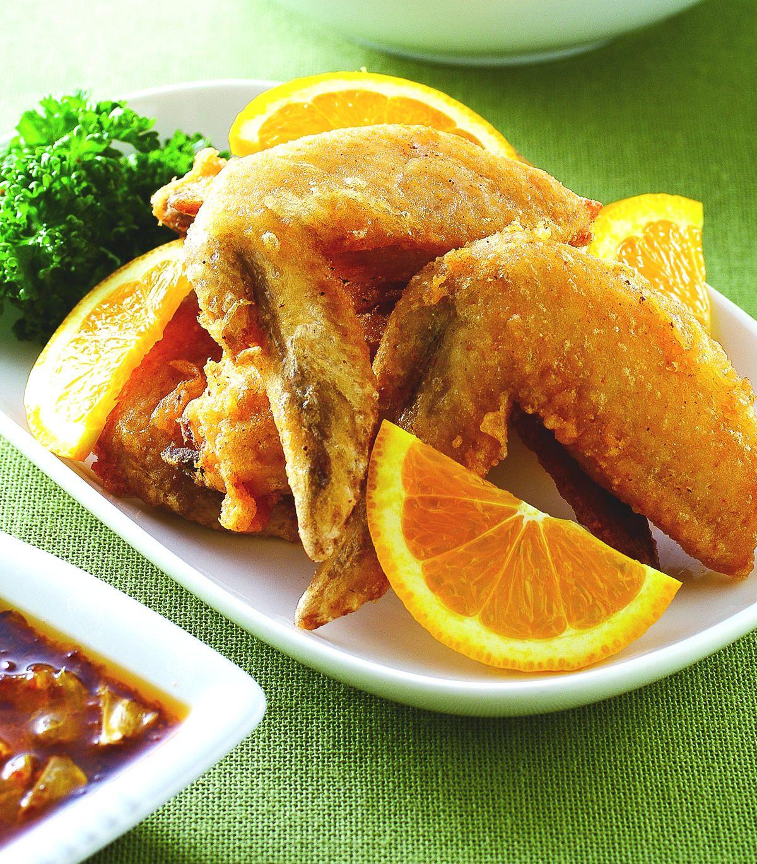 食譜:香辣炸雞翅(2)