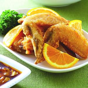 香辣炸雞翅(2)