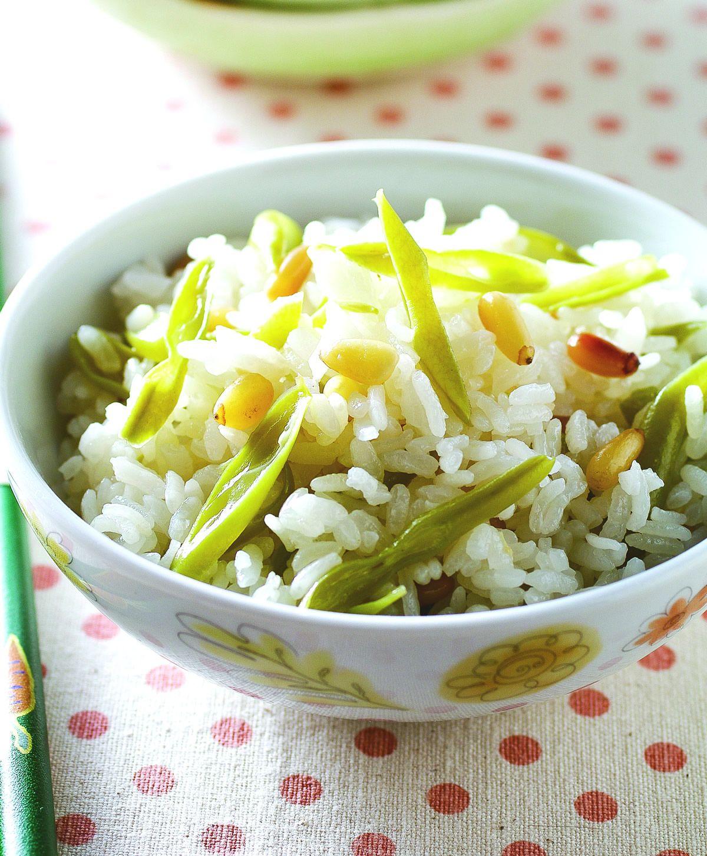 食譜:四季松子飯
