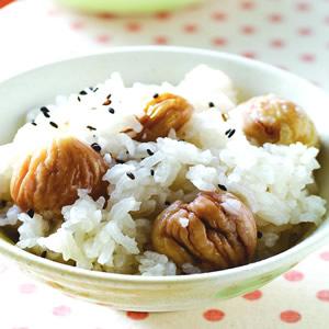 栗香飯(1)