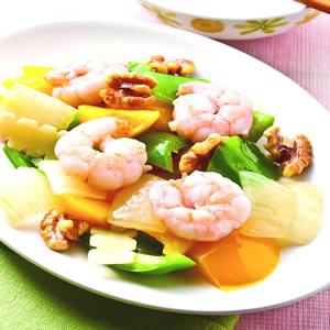 核桃炒蝦仁(1)