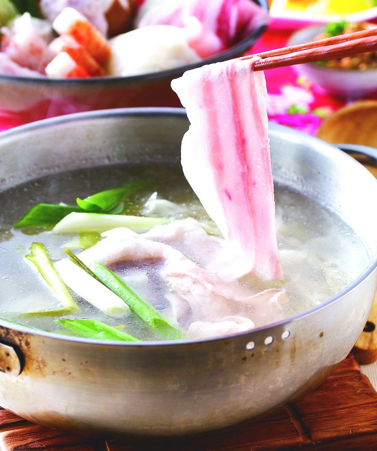 食譜:酸菜白肉鍋(4)