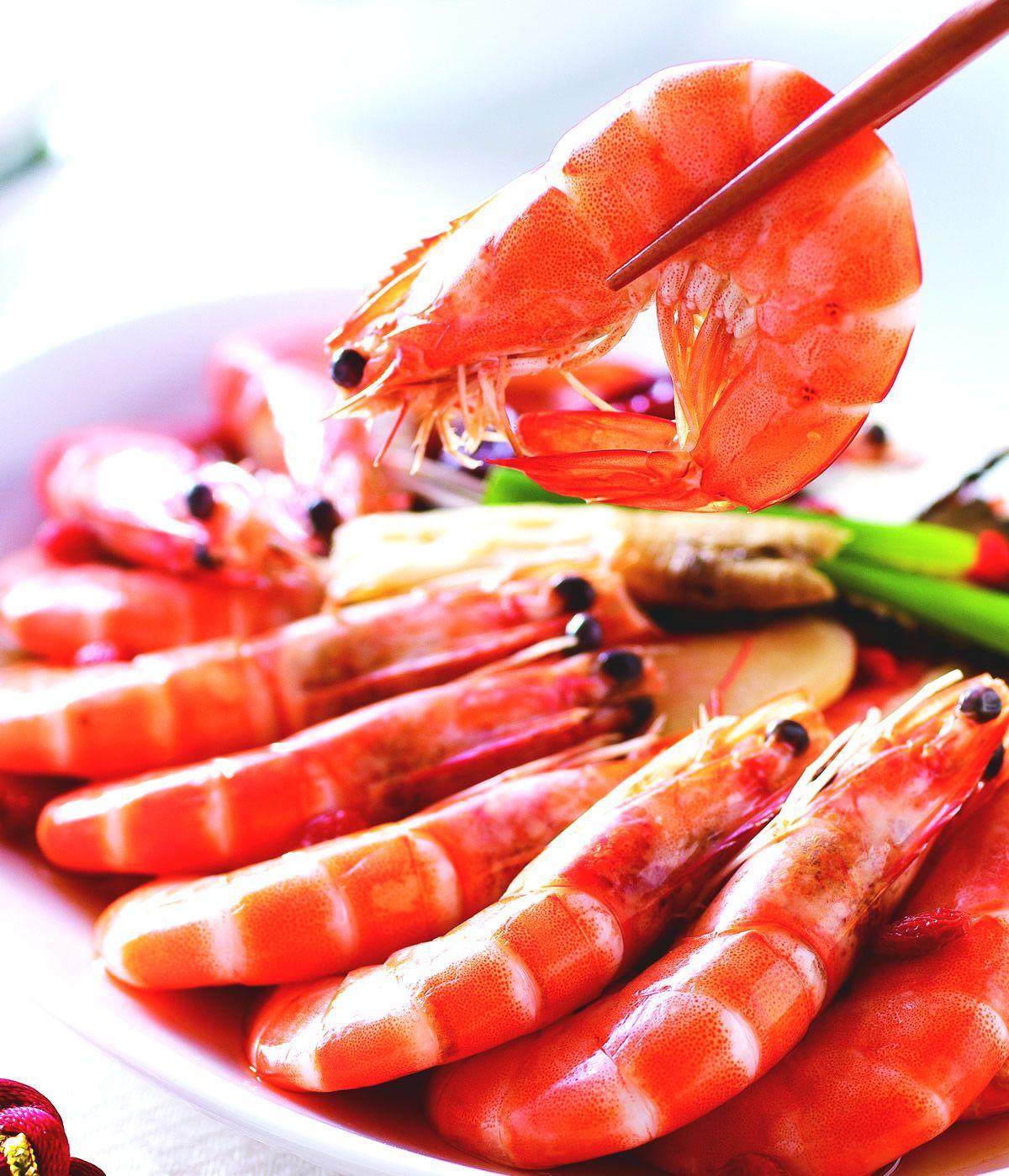 食譜:紹興醉蝦(3)