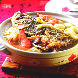 砂鍋魚頭(8)