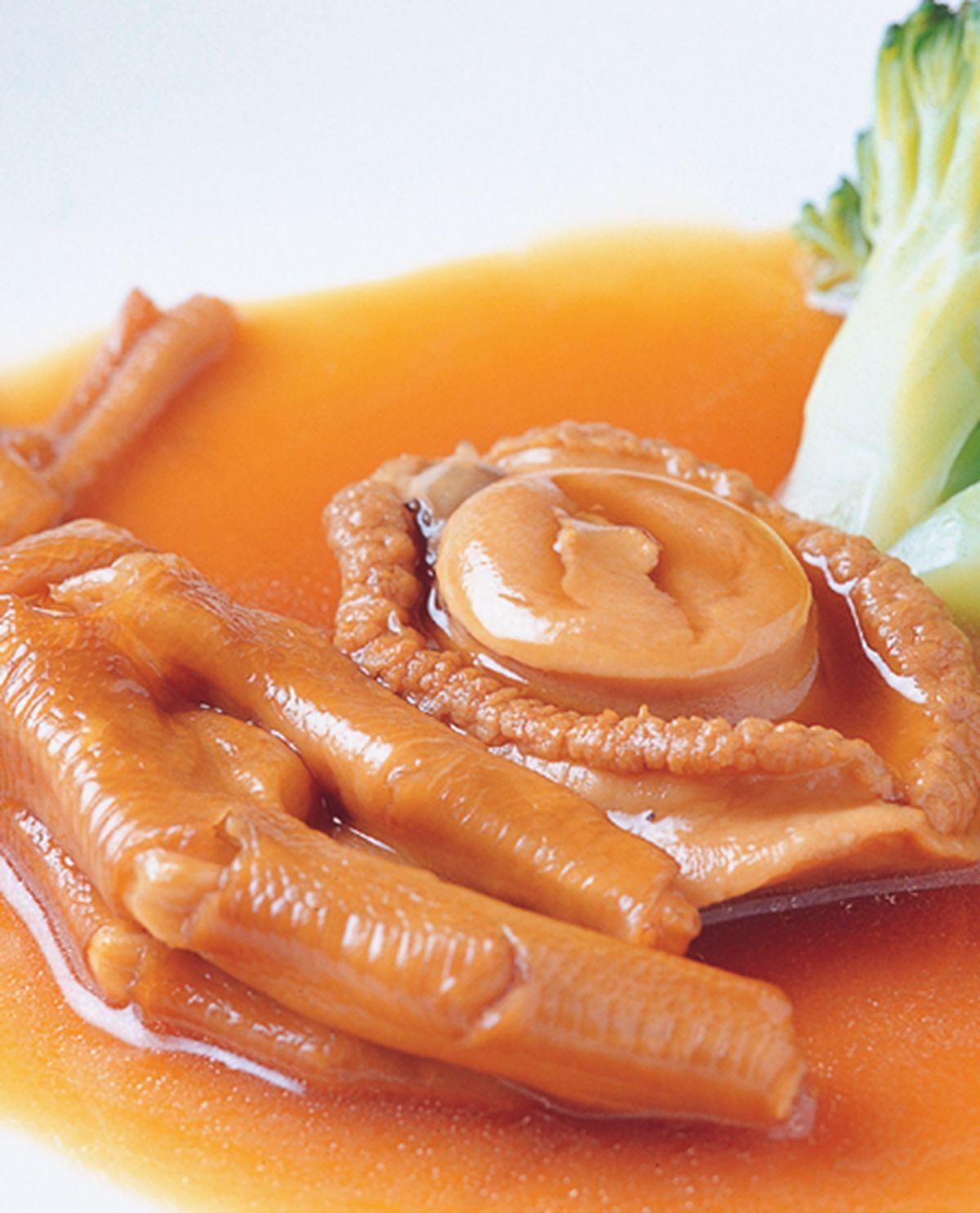 食譜:中東25頭鮑魚