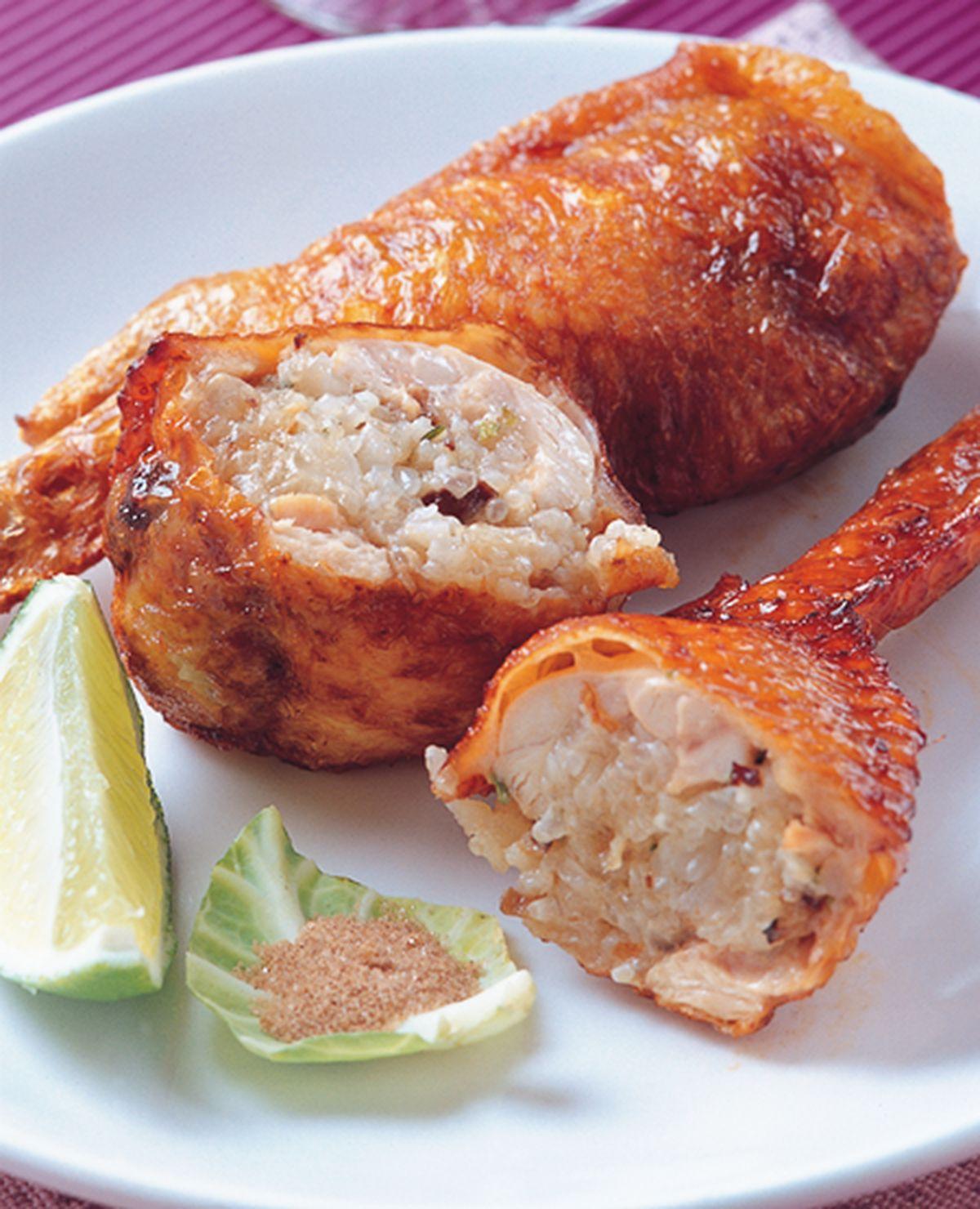 食譜:糯米釀鳳翼