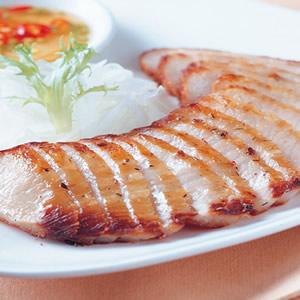 烤黃金赤肉