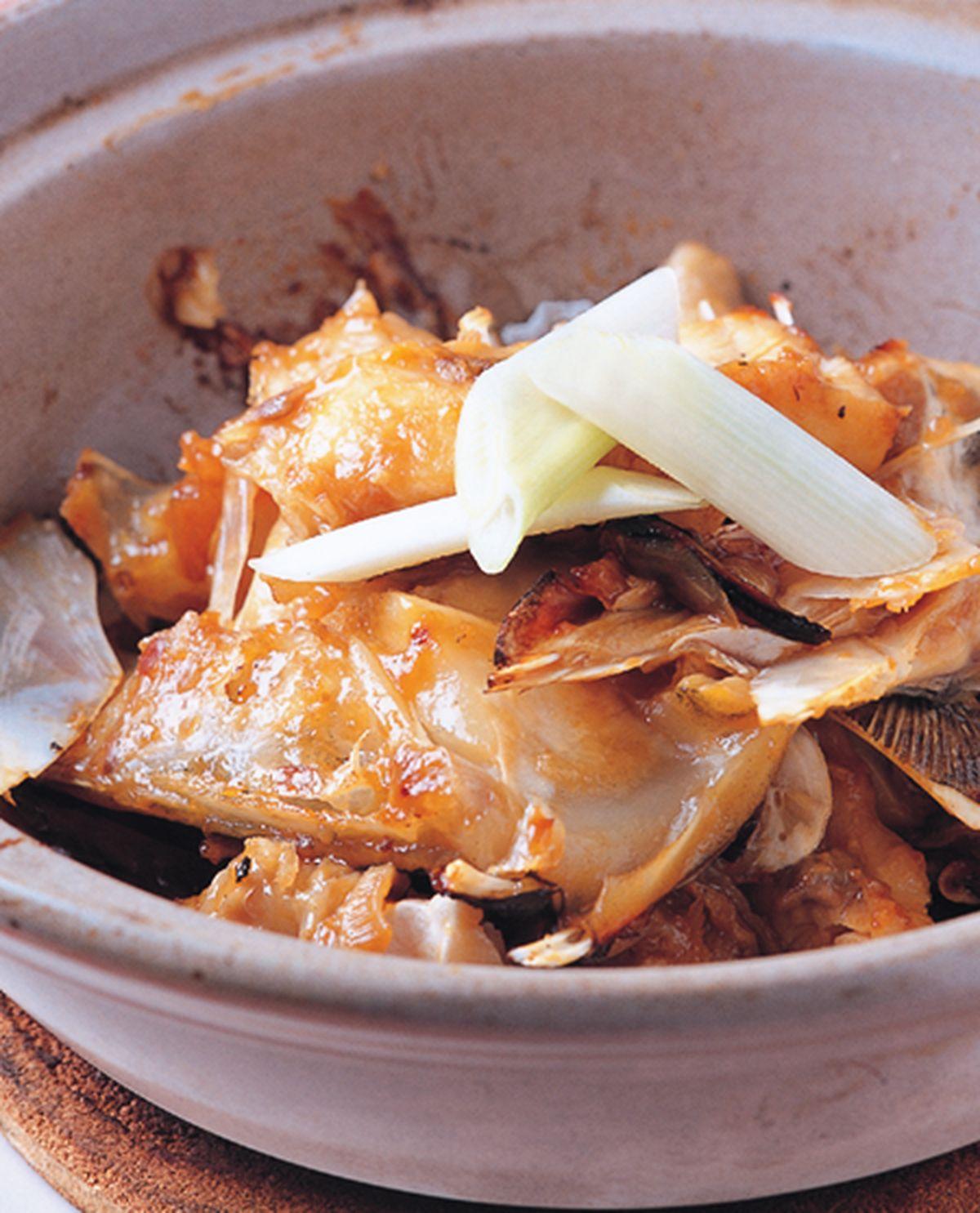 食譜:魚頭煲