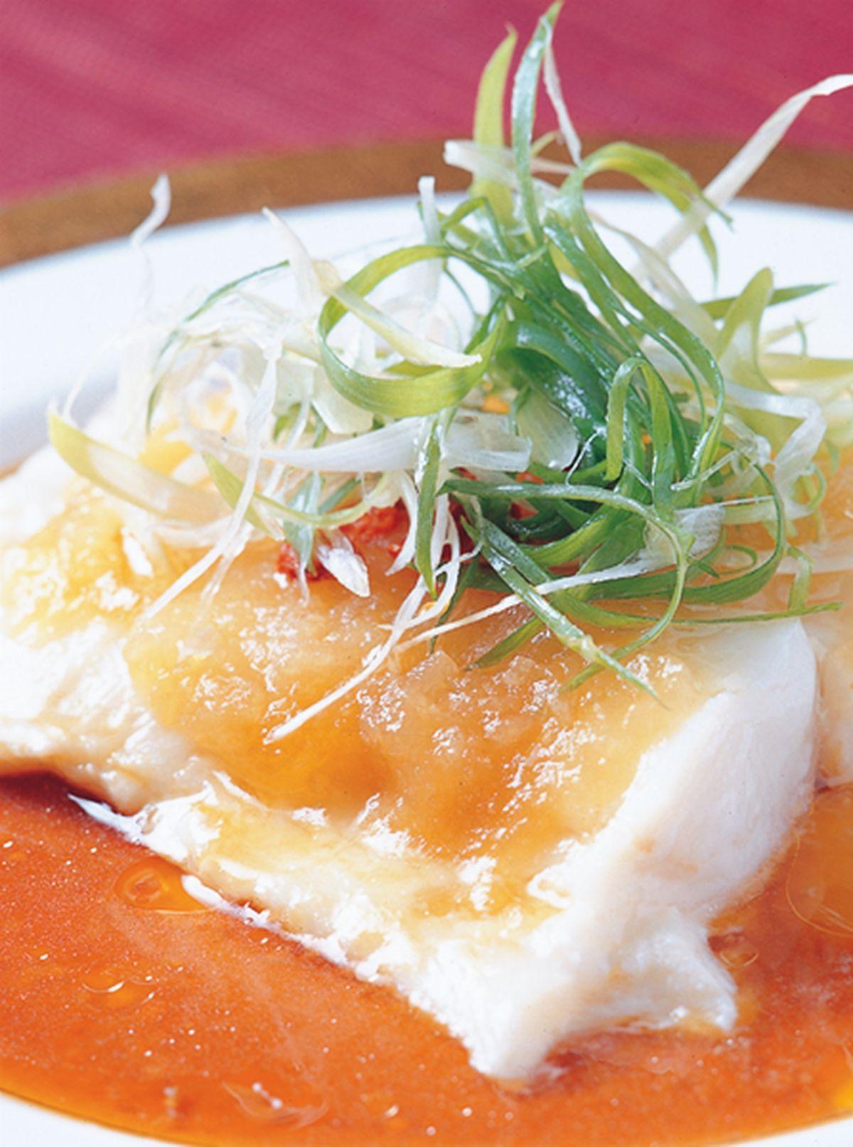 食譜:鹹冬瓜蒸魚