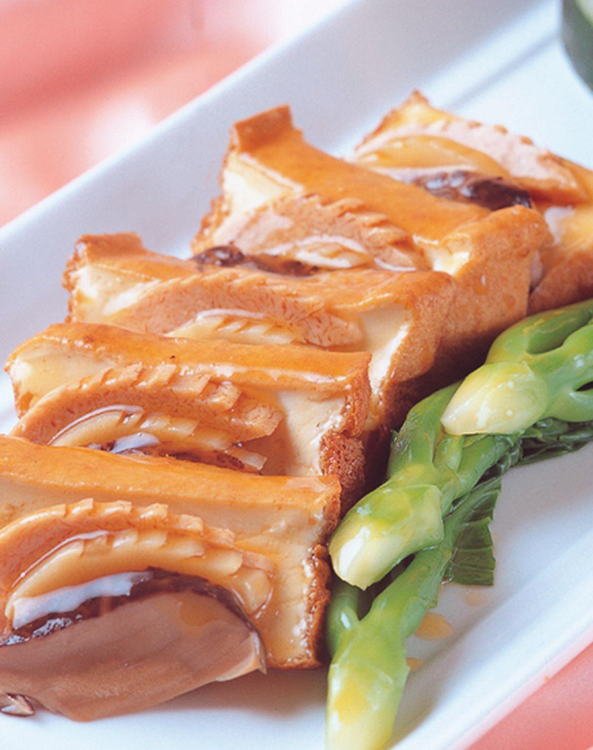 食譜:麒麟豆腐(1)