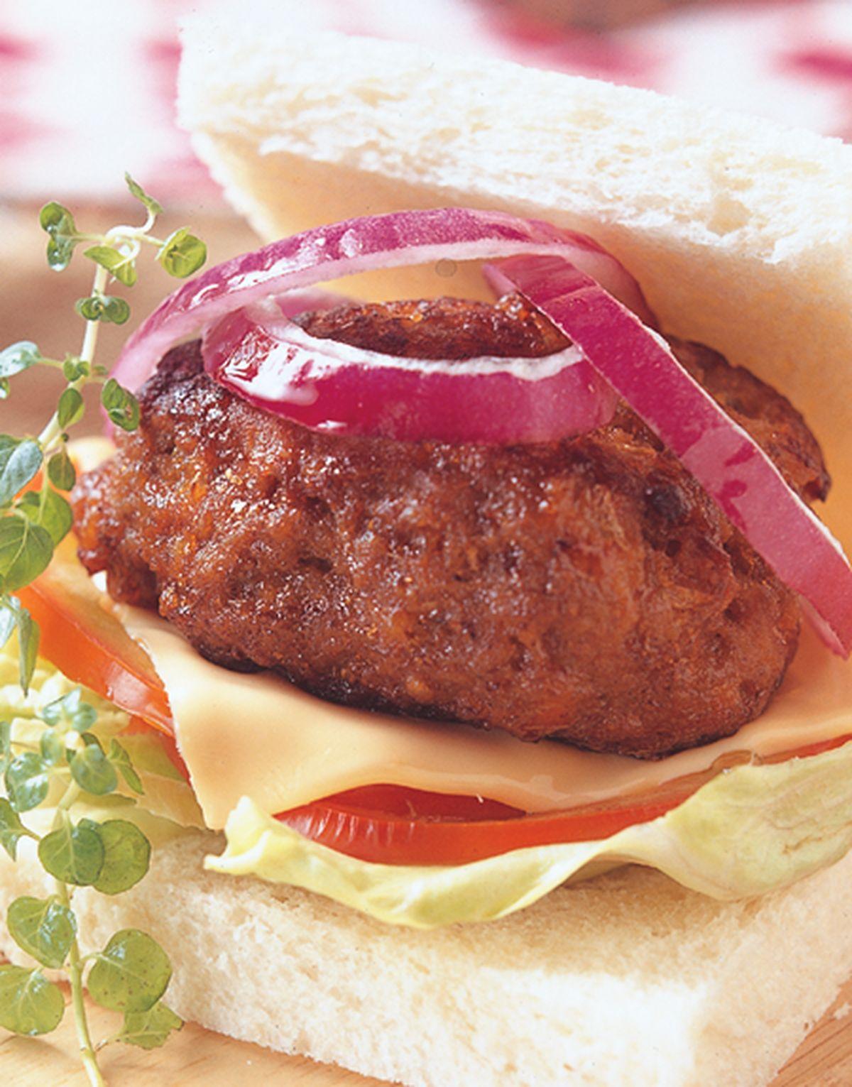 食譜:漢堡三明治
