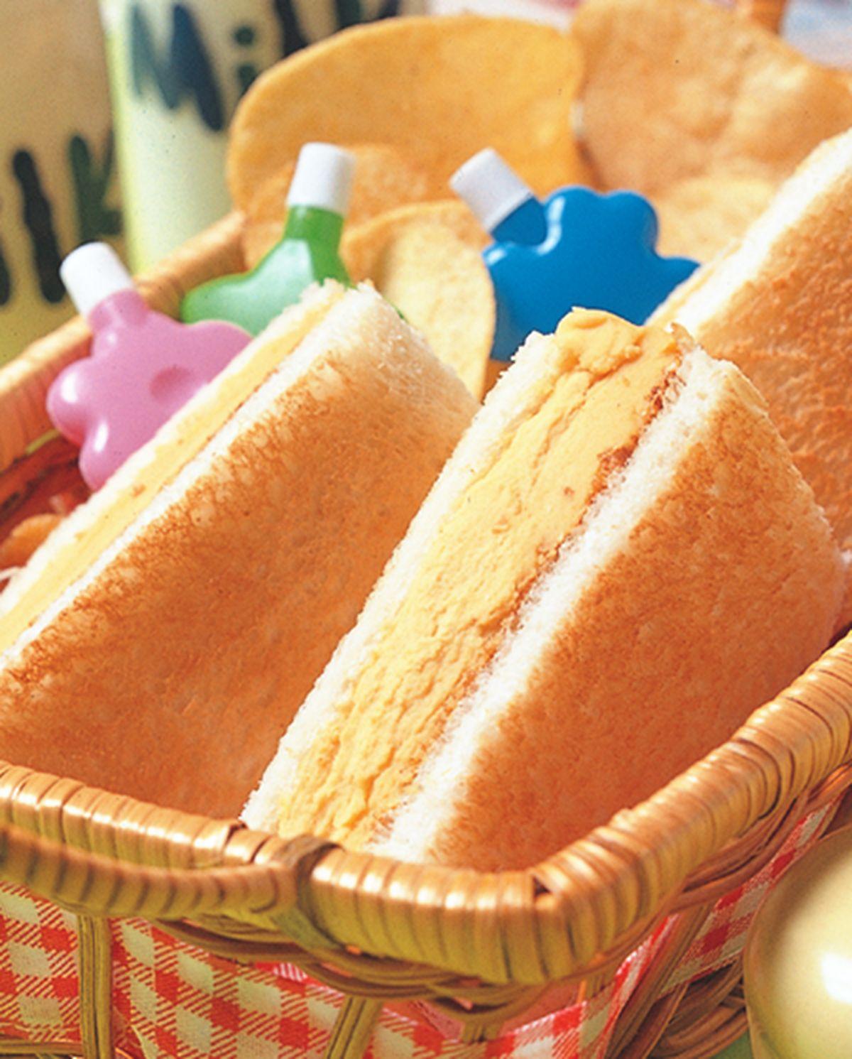 食譜:地瓜蒙布朗三明治