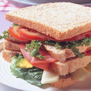 總匯三明治(4)