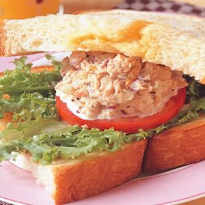 鮪魚鮮奶三明治