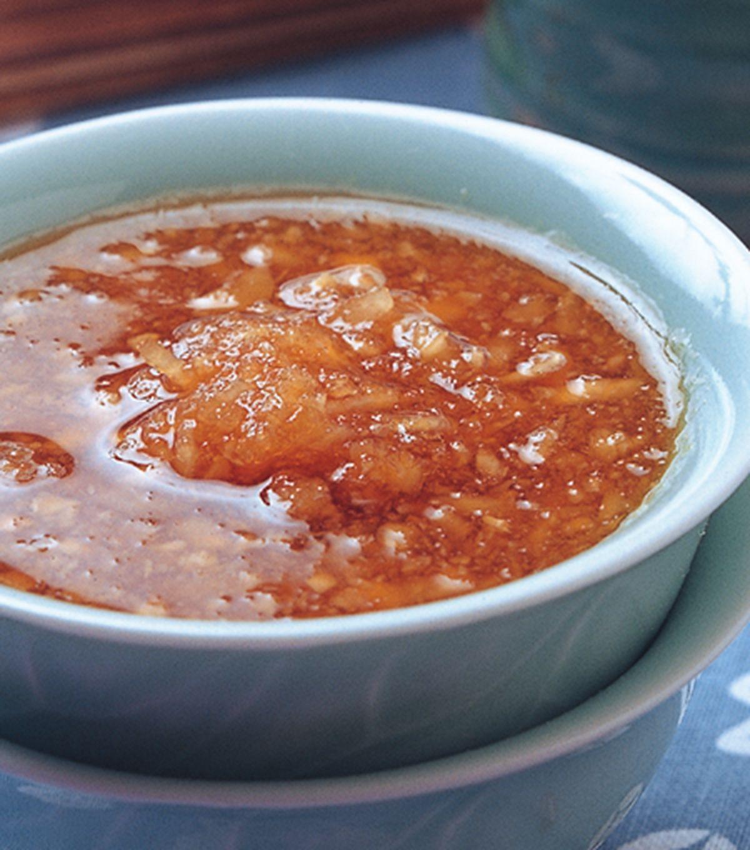 食譜:日式沾醬(1)