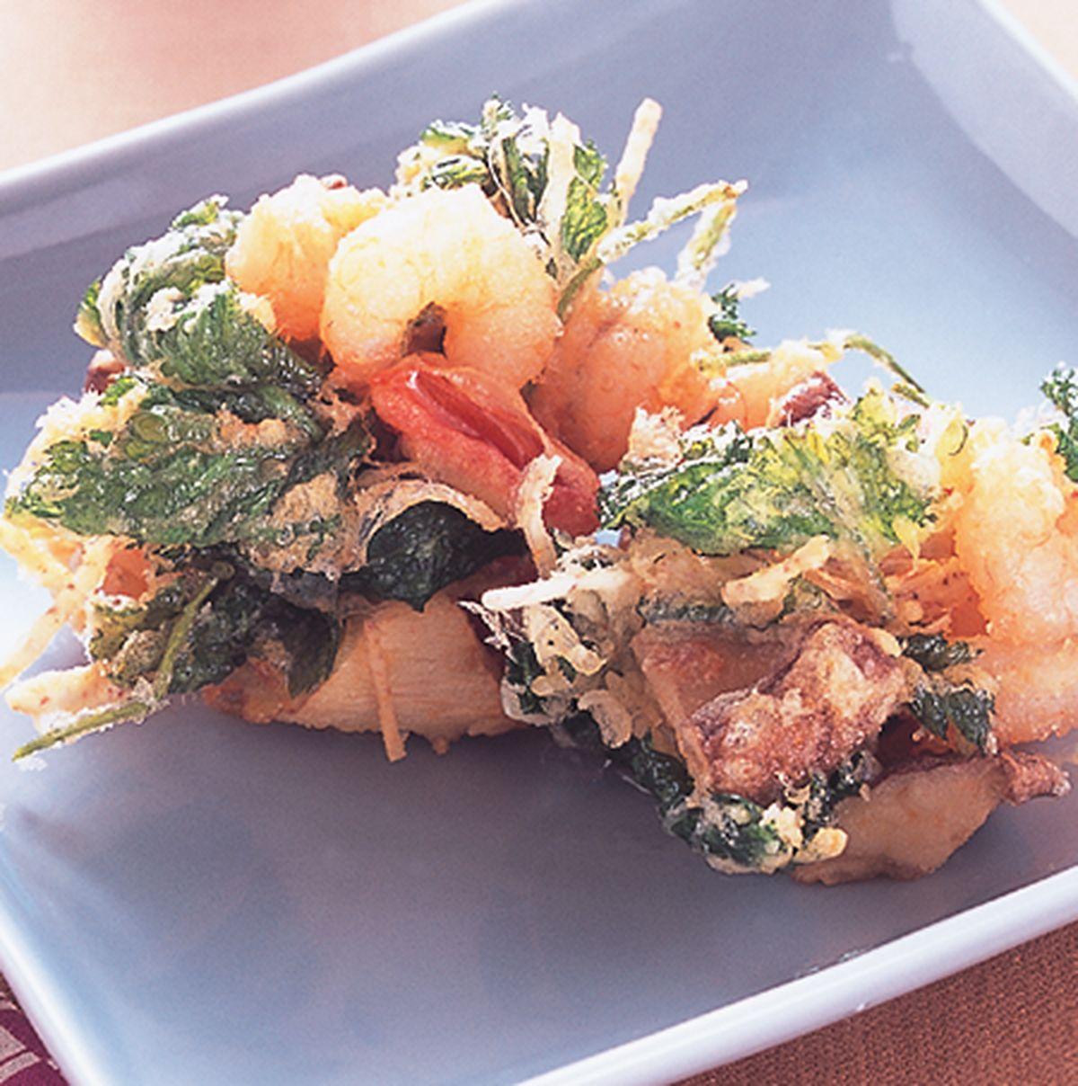 食譜:炸蝦天婦羅(1)