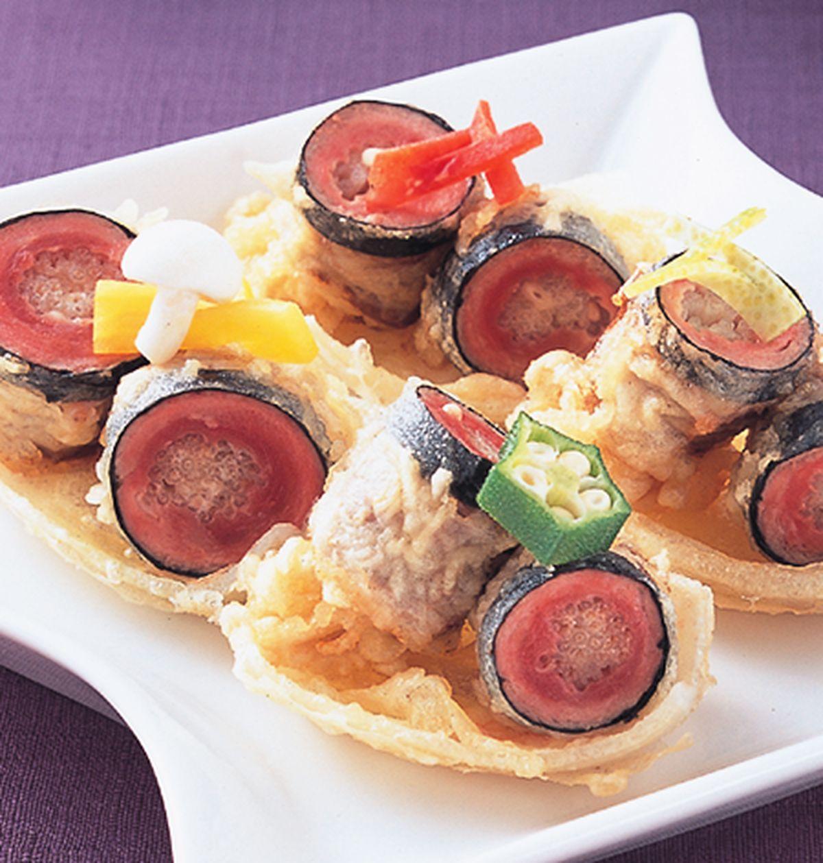 食譜:沙朗蔬菜天