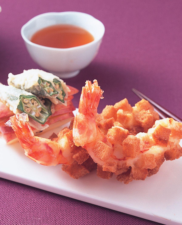 食譜:麥丁佐明蝦