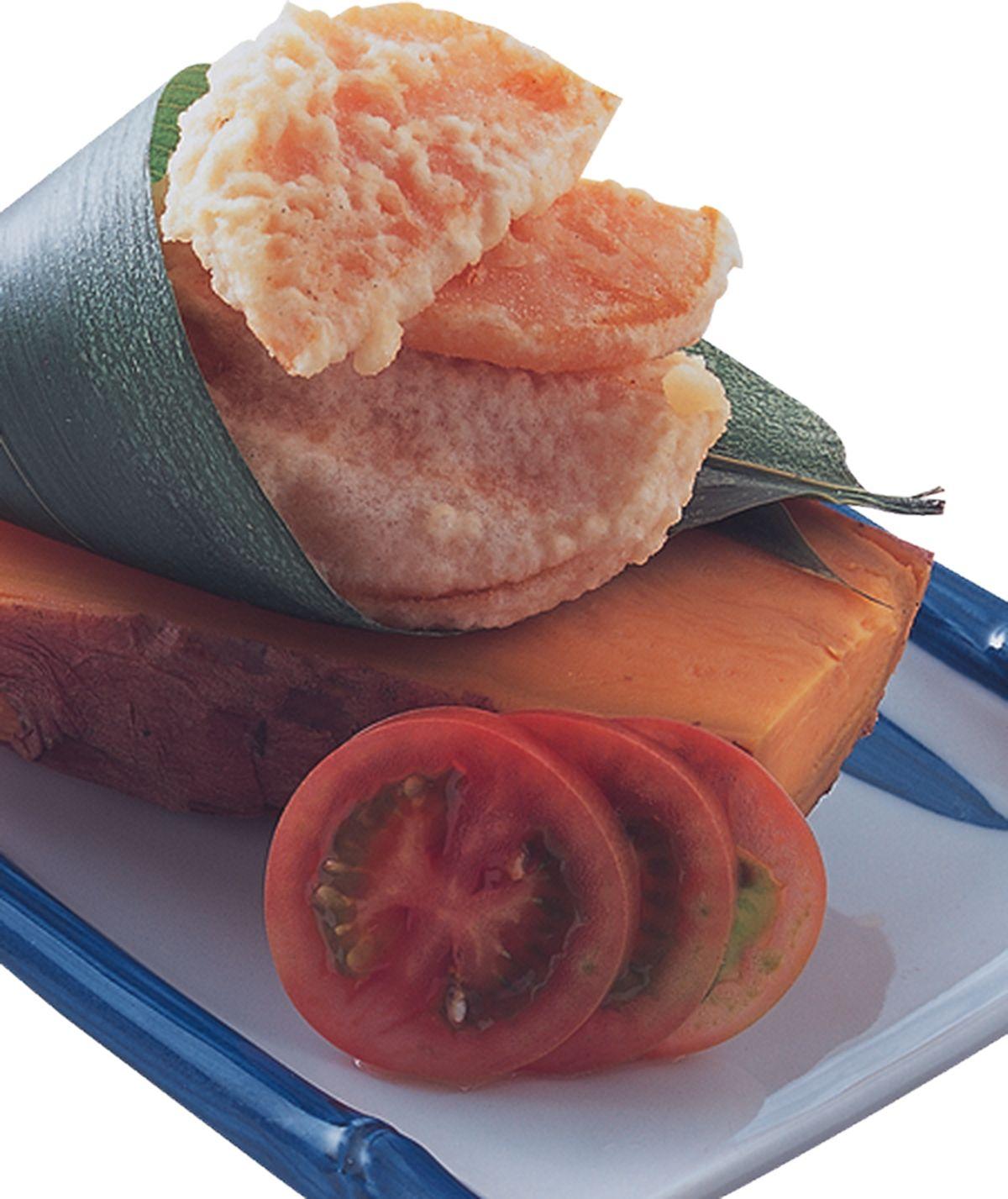 食譜:酥炸地瓜餅