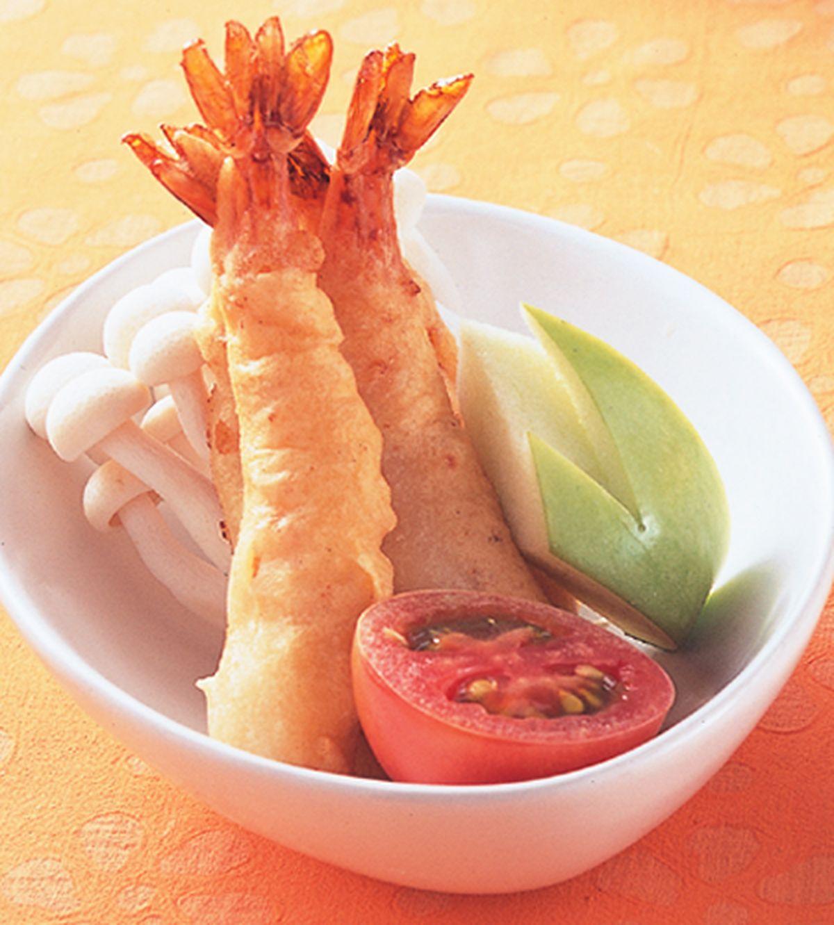 食譜:法式酥劍蝦