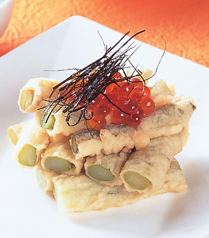 食譜:薄衣青蘆筍