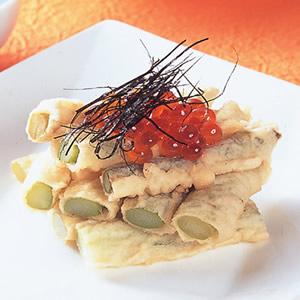 薄衣青蘆筍