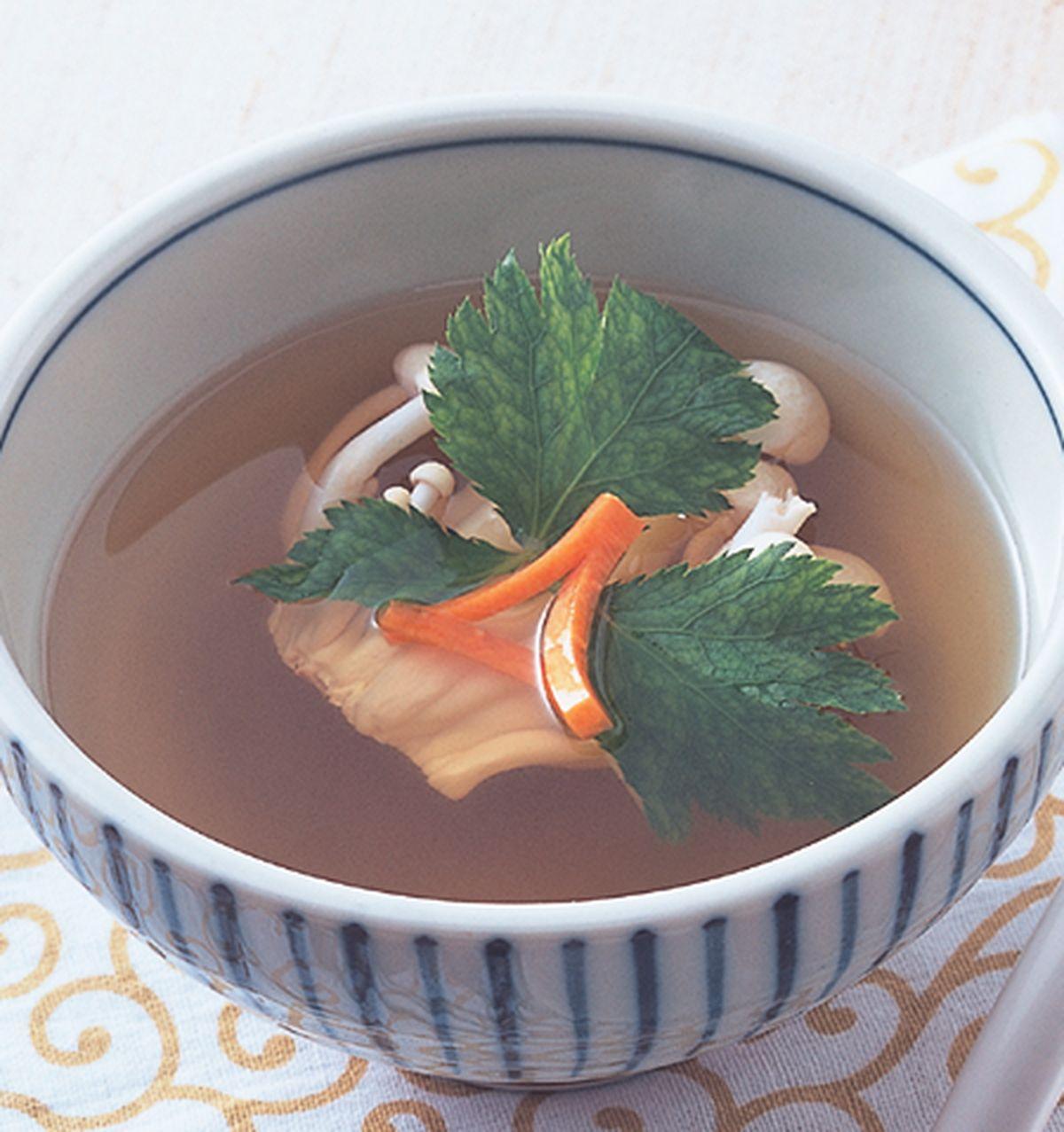 食譜:杏鮑菇湯