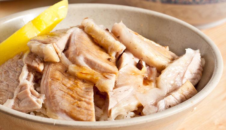 嘉義噴水火雞肉飯-restaurant