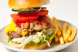 樂檸漢堡-restaurant